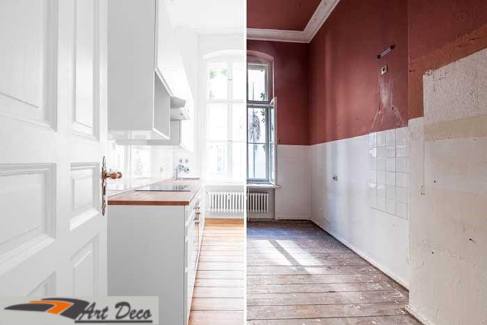 بازسازی-خانه های-قدیمی-ارت دکو استایل